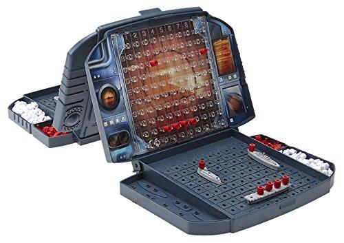 Hasbro Gaming - Juego de estrategia Hundir la Flota (A32641751)