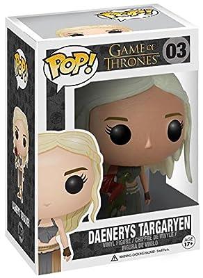 Game Of Thrones Daenerys Targaryen Vinyl Figure 03 Collector's figure