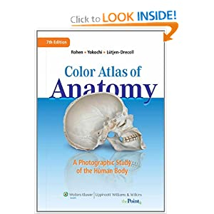 Color Atlas of Anatomy: A Photographic Study of the Human Body 7th edition PDF