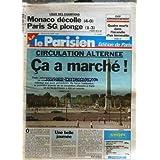 PARISIEN (LE) [No 16508] du 02/10/1997 - CIRCULATION ALTERNEE / CA A MARCHE - 4 MORTS DANS L'INCENDIE D'UN IMMEUBLE...