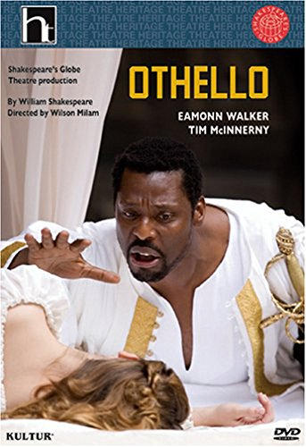 Othello (Shakespeare's Globe Theatre Production) 2-Dvd Set