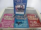 Alice Walker Fiction-3 Vol. Boxed