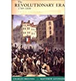 img - for By Charles Breunig The Revolutionary Era, 1789-1850 (The Norton History of Modern Europe) (Third Edition) book / textbook / text book