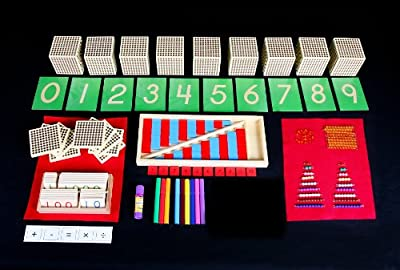Brilliant Minds Montessori Math Kit