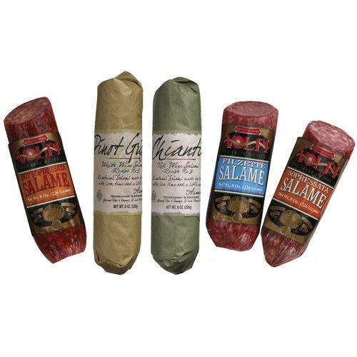 Volpi Cinque Salami Bundle