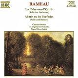 Rameau: La naissance d'Osiris & Abaris ou les Boréades