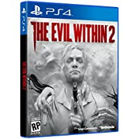 The Evil Within 2 Standard Edition for PlayStation 4 by Bethesda