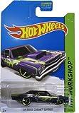 Hot Wheels 2014 Hw Workshop Heat Fleet Purple '69 Dodge Coronet Superbee 212/250