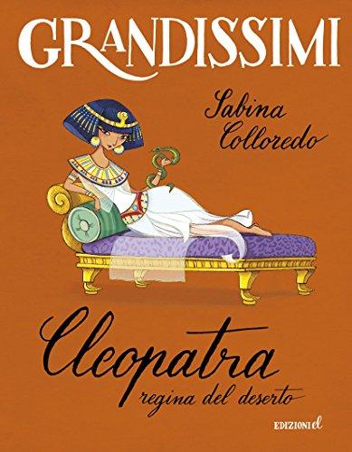 Cleopatra regina del deserto PDF