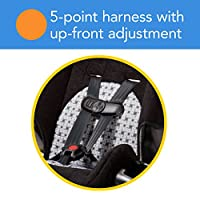 Cosco High Back Booster Car Seat by Dorel Juvenile Group-CA