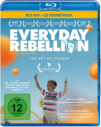 Everyday Rebellion [Blu-ray inkl. Soundtrack CD] [Edizione: Germania]