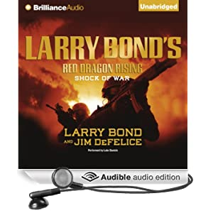 Larry Bond's Red Dragon Rising: Shock of War (Unabridged)