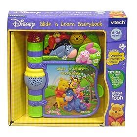 VTech Slide 'n Learn Storybook