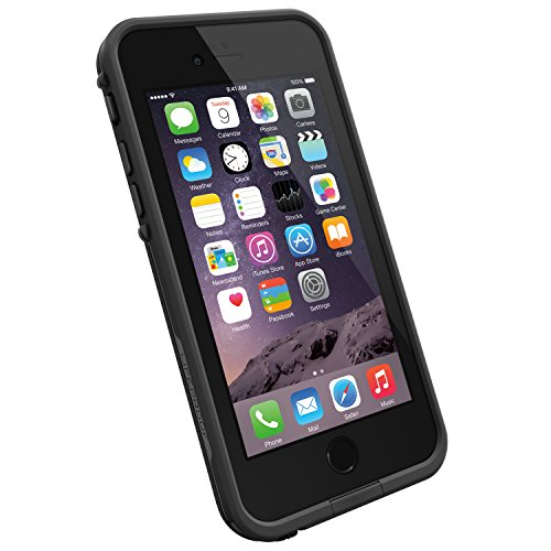 LifeProof iPhone 6 Case - Fre Series - Black (Black/Black)