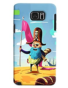 Clarks Printed Designer Back Cover For Samsung Galaxy Note 5