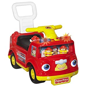 fisher price fire truck ride on price in pakistan fisher price in pakistan at symbios pk. Black Bedroom Furniture Sets. Home Design Ideas