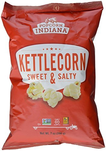 Popcorn Indiana Kettle Corn - 7 Ounces (Indiana Corn compare prices)
