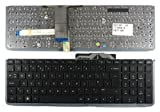 HP Envy 17-3000ea Backlit Black UK Replacement Laptop Keyboard
