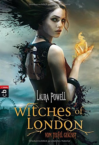 L.R. Powell: Witches of London- Vom Teufel geküsst