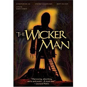 Click to buy Scariest Movies of All Time: The Wicker Man from Amazon!