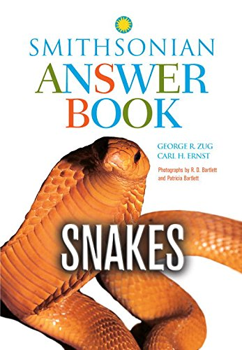 Snakes in Question: The Smithsonian Answer Book, Second Edition
