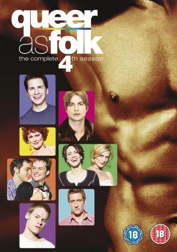 Queer As Folk USA - Season 4 [DVD]