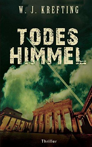 Buchseite und Rezensionen zu 'Todeshimmel - Thriller' von Wilhelm J. Krefting