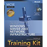 MCSE Planning & Maintaining a Windows Server 2003 Network Infrastructure Training Kit 2nd Edition Book/CD Package: Planning and Maintaining a Microsoft Windows Server 2003 Network Infrastructureby Craig Zacker