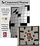 Crossword Weaver, Crossword Puzzle Maker Software for Windows--Educational Price