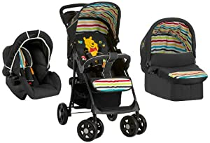 Disney Baby Shopper Trio Set (Pooh Tidy Time)