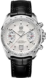 TAG Heuer Men s CAV511B FC6225 Grand Carrera Chronograph Calibre 17 RS Watch