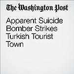 Apparent Suicide Bomber Strikes Turkish Tourist Town | Brian Murphy
