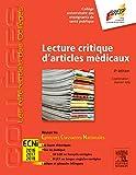 LECTURE CRITIQUE ARTICLES MEDICAUX 4ED