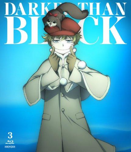 DARKER THAN BLACK -流星の双子- 3【通常版】[Blu-ray]