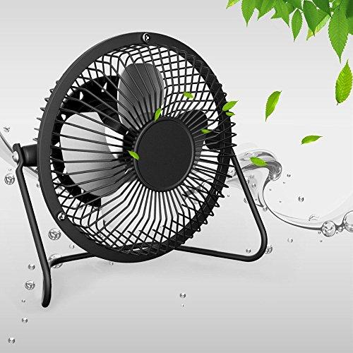 Small Fan Propellers : Pathy inch mini usb fan with aluminium blades