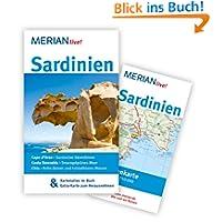 Sardinien: MERIAN live! - Mit Kartenatlas im Buch und Extra-Karte zum Herausnehmen