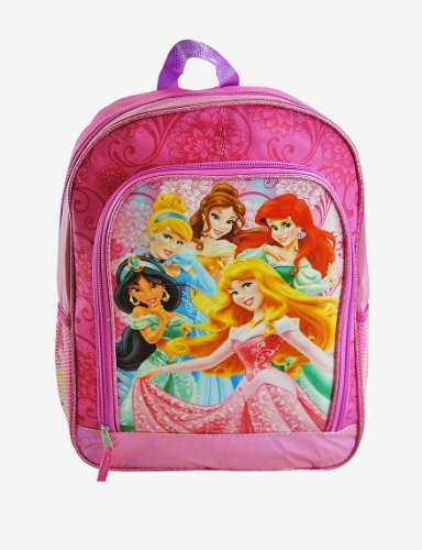 "Princess 16"" Backpack - 1"