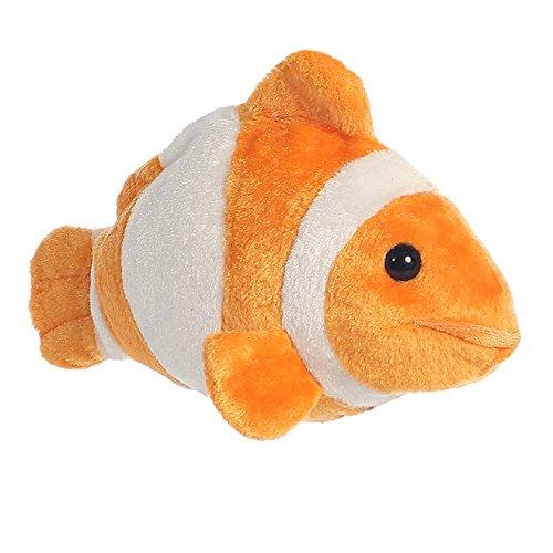 aurora-world-vivaci-e-pesce-pagliaccio-bold-mini-flopsies-di-peluche-colore-arancione-bianco