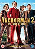 Anchorman 2: The Legend Continues [DVD] [2013]