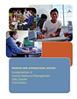 Fundamentals of Human Resource Management, 3rd Edition