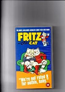 Fritz the Cat [VHS]