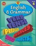 Brighter Child® English and Grammar, Grade 4 (Brighter Child Workbooks Brighter Child English & Grammar Wo)