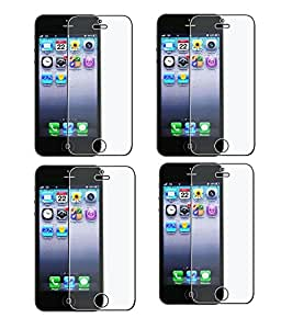 MOCELL 4 Apple Iphone 5 5C 5S Tempered glass screen protector Glass sreen guard