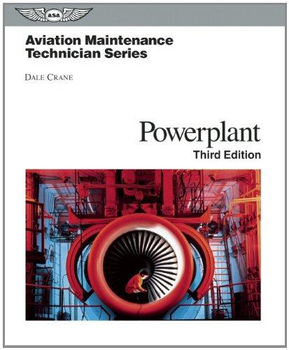 Aviation Maintenance Technician: Powerplant (Aviation Maintenance Technician series) PDF
