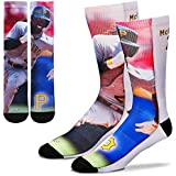 For Bare Feet MLB Sublimated Player Socks