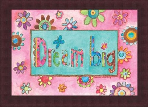 Barewalls Wall Decor by by Bernadette Deming, Dream Big - 1