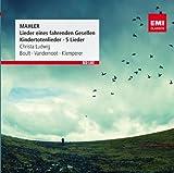 echange, troc  - Mahler : Lieder