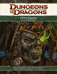 Open Grave: Secrets of the Undead (D&d Supplement) (Dungeons & Dragons)