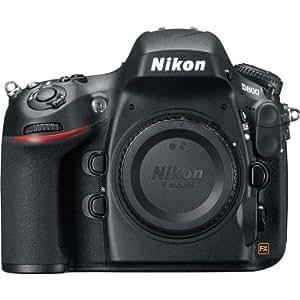 Nikon D800 36.3 MP CMOS FX-Format Digital SLR Camera (Body Only) (OLD MODEL)