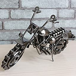 YZL/ Medium chain supply medium iron motorcycle metal crafts creative crafts ornaments
